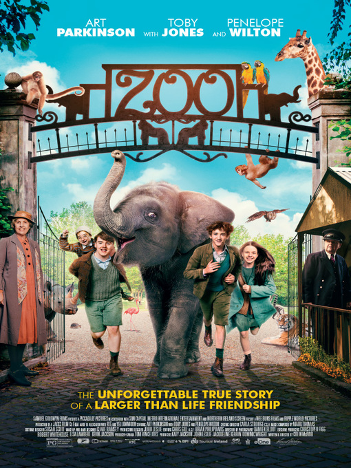 Title details for Zoo by Colin McIvor - Available