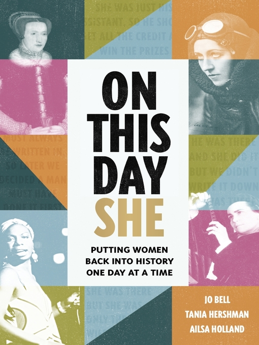 Title details for On This Day She by Tania Hershman - Wait list
