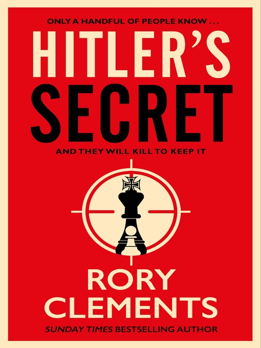 Title details for Hitler's Secret by Rory Clements - Wait list