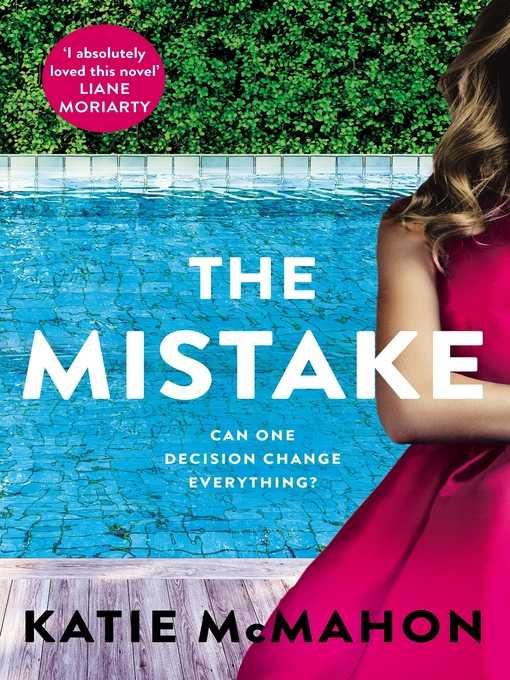 Title details for The Mistake by Katie McMahon - Wait list