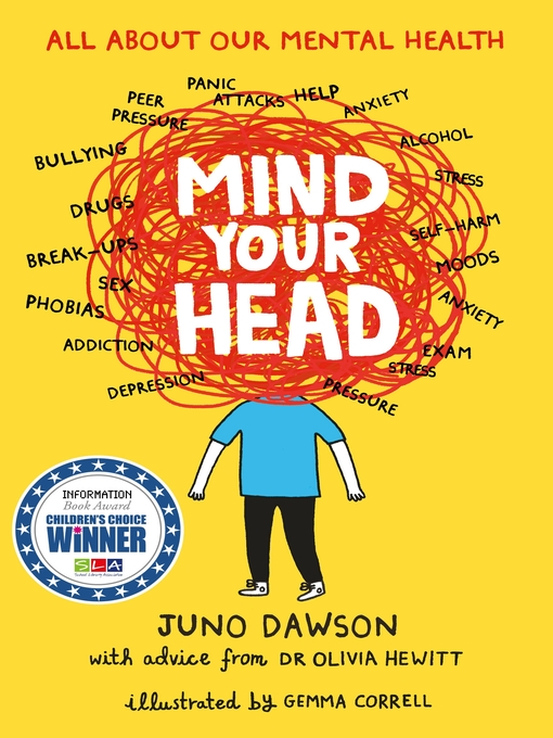 Title details for Mind Your Head by Juno Dawson - Available