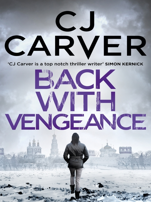 Title details for Back with Vengeance by CJ Carver - Wait list