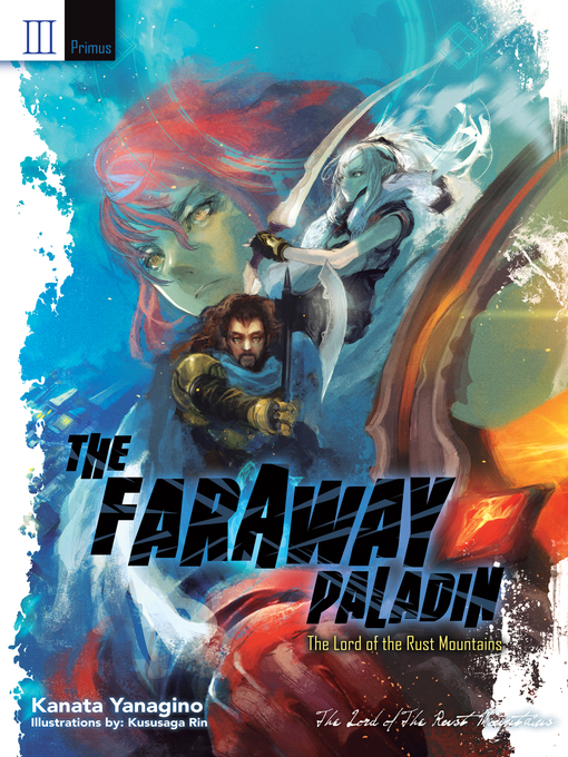 Cover of The Faraway Paladin, Volume 3 Primus