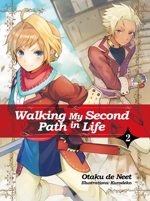 Cover of Walking My Second Path in Life, Volume 2