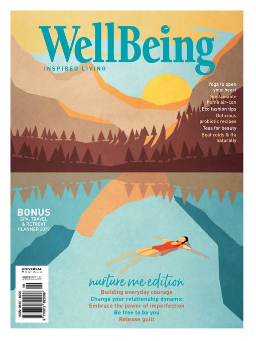 Title details for WellBeing by Universal Magazines - Available