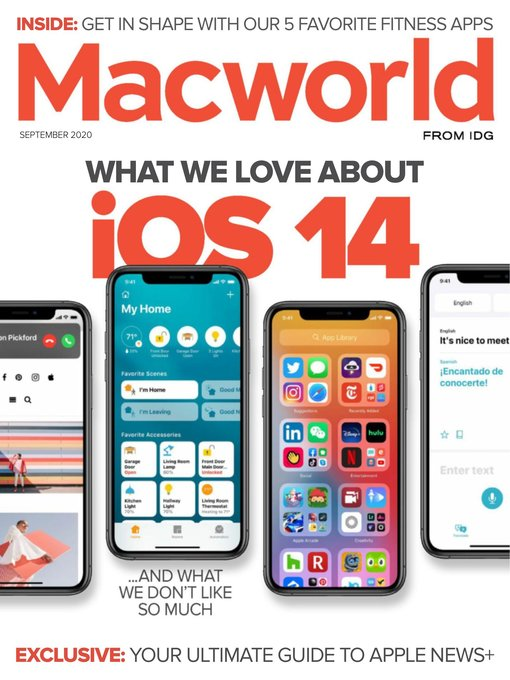 Title details for Macworld by IDG Consumer and SMB, Inc. - Available