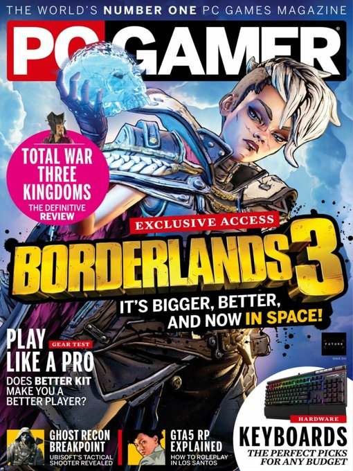Title details for PC Gamer by Future - Available