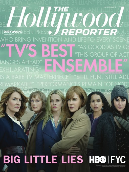 Title details for The Hollywood Reporter by Prometheus Global Media - Available