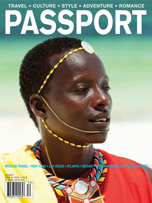 Title details for PASSPORT Magazine by Q Communications, Inc - Available