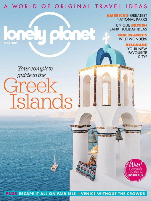 Title details for Lonely Planet UK by Immediate Media - Available