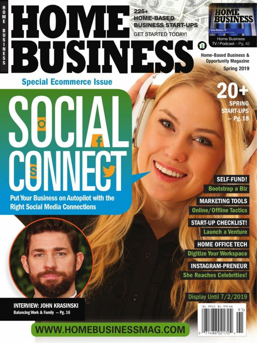 Title details for Home Business Magazine by Home Business Magazine - Available