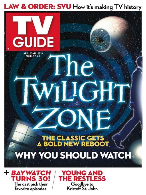 Tv guide magazine e-inc library overdrive.