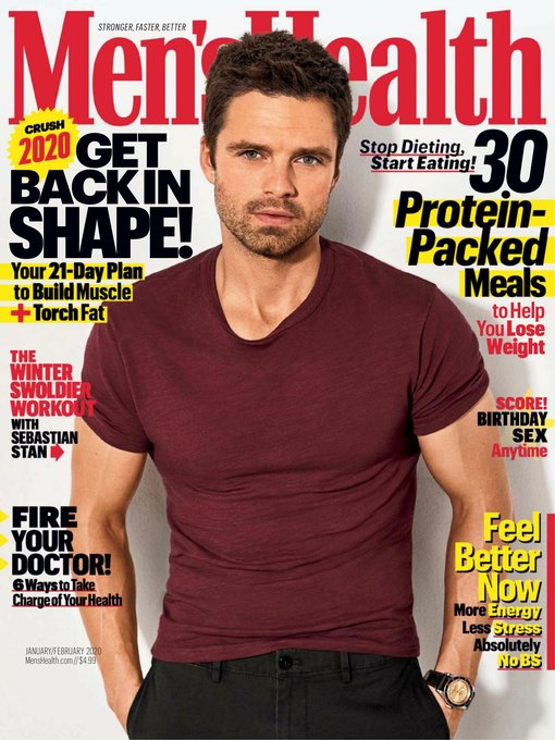 Title details for Men's Health by Hearst magazines - Available