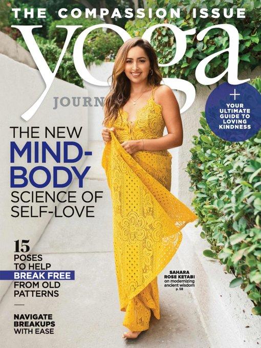 Magazines Yoga Journal Cw Mars Overdrive