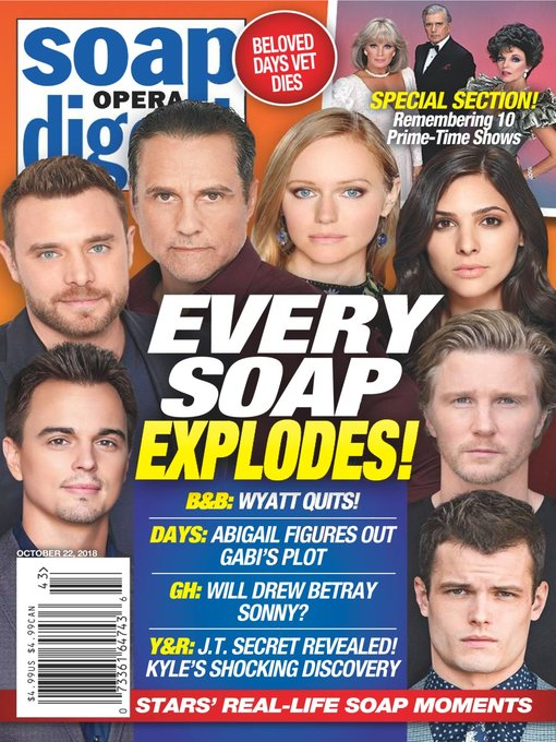 Soap Opera Digest - Los Angeles Public Library - OverDrive