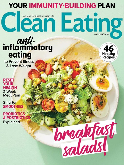 Title details for Clean Eating by Active Interest Media - Available