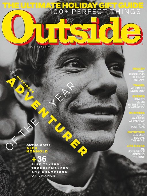 Title details for Outside Magazine by Outside - Available