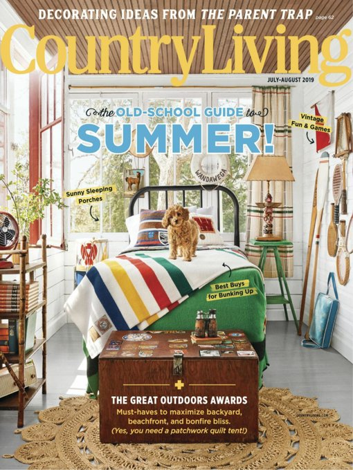 Title details for Country Living by Hearst magazines - Available