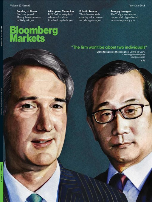 Title details for Bloomberg Markets by Bloomberg LP - Available