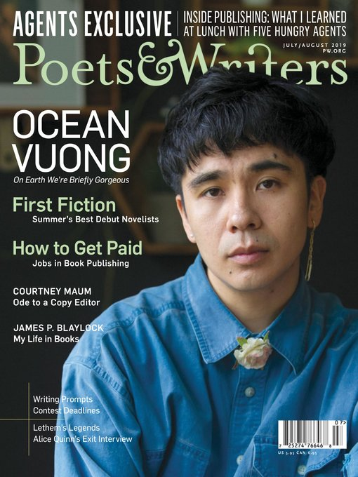 Title details for Poets & Writers Magazine by Poets & Writers - Available