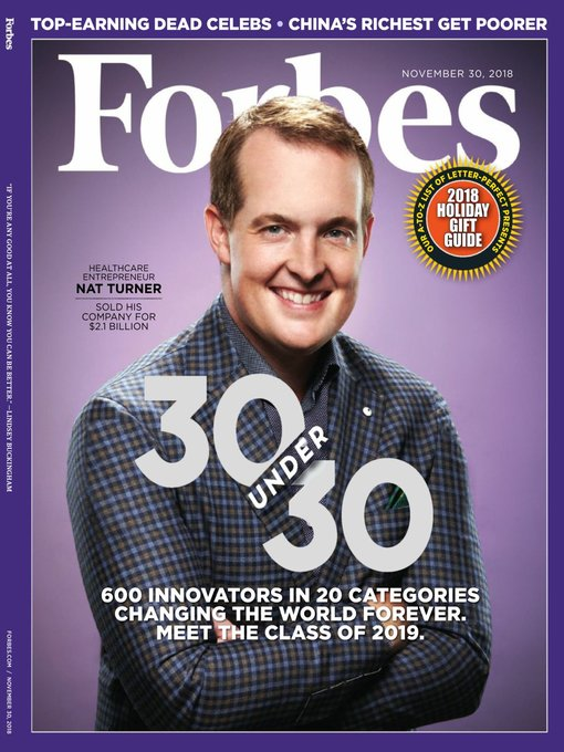Title details for Forbes by Forbes - Available