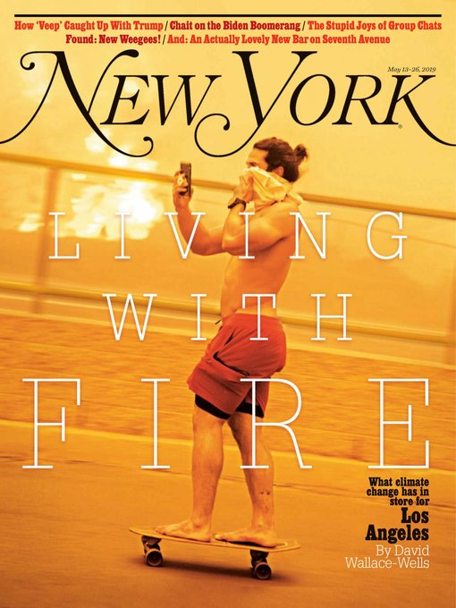 Title details for New York Magazine by New York magazine - Available