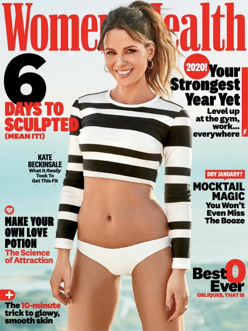 Title details for Women's Health by Hearst magazines - Available