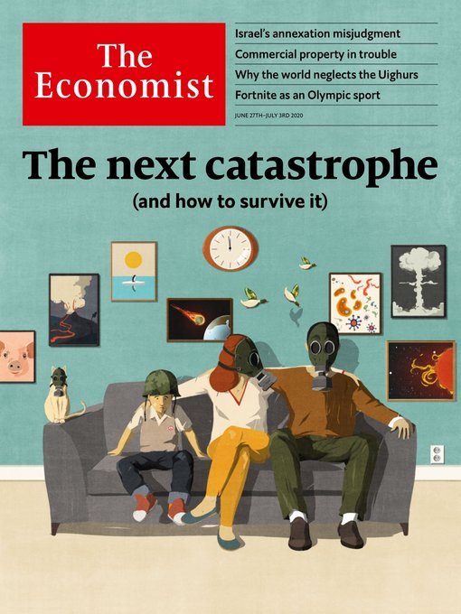 Title details for The Economist by The Economist Group - Available