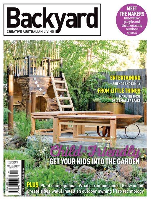 Magazines Backyard Garden Design Ideas Bridges Overdrive
