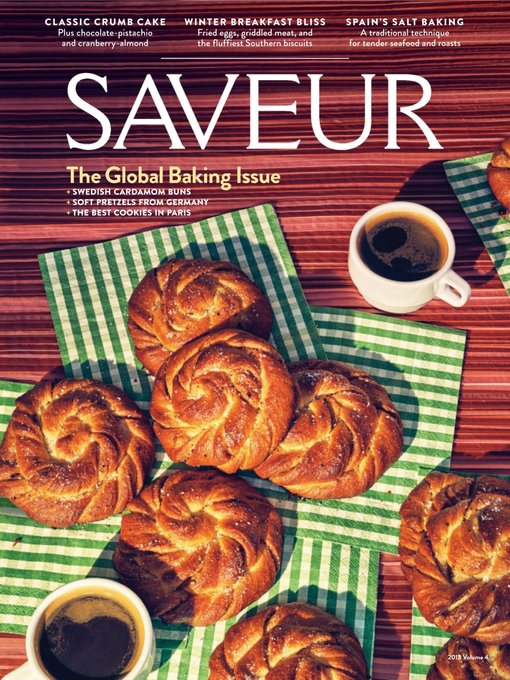 Title details for Saveur by Bonnier - Available