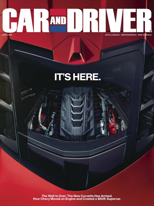 Title details for Car and Driver by Hearst magazines - Available