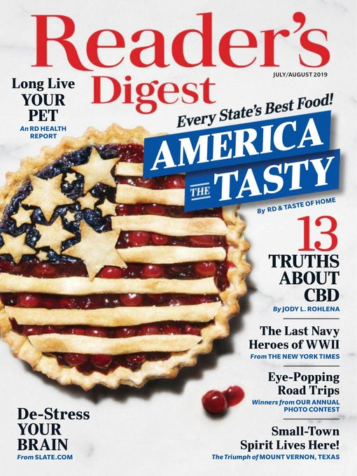Title details for Reader's Digest by Trusted Media Brands, Inc. - Available