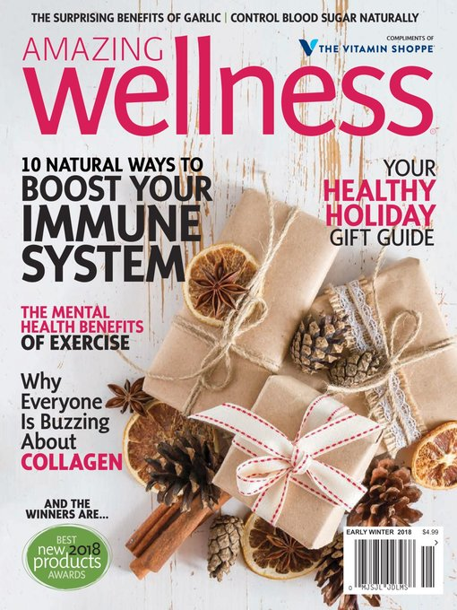 Title details for Amazing Wellness by Active Interest Media - Available