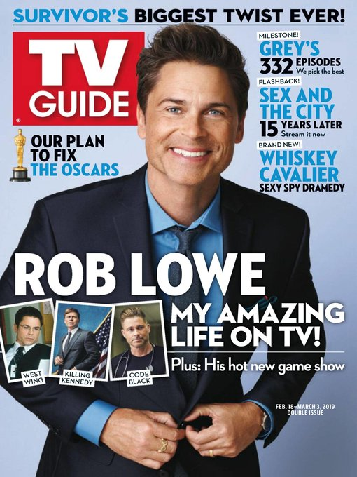 Title details for TV Guide Magazine by TV Guide Magazine - Available