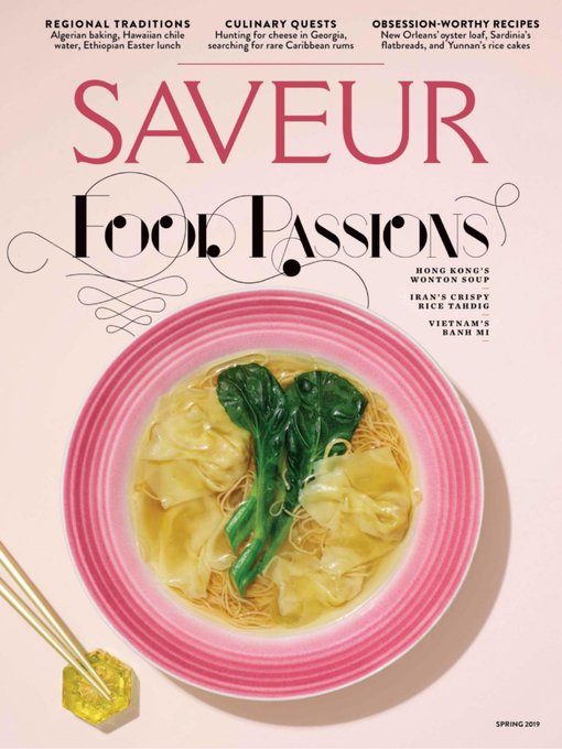 Title details for Saveur by Bonnier - Available