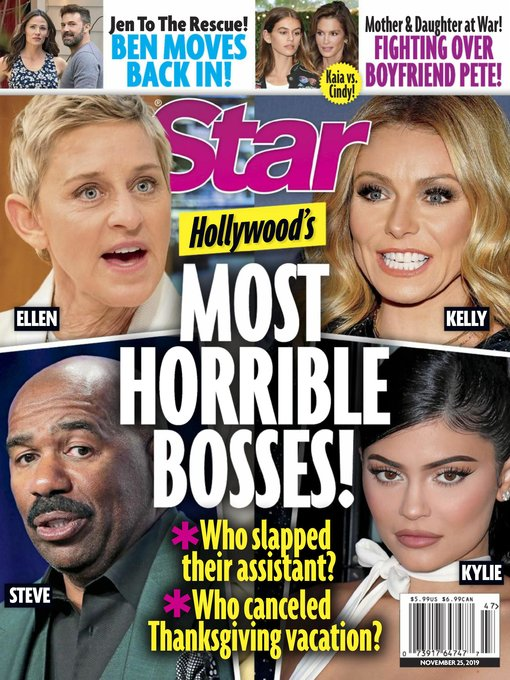 Title details for Star by American Media, Inc. - Available