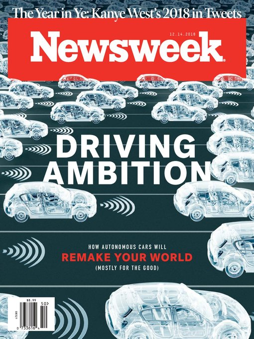 Title details for Newsweek by Newsweek Publication LLC - Available