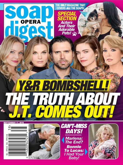 Magazines Soap Opera Digest Library Connection Inc Overdrive