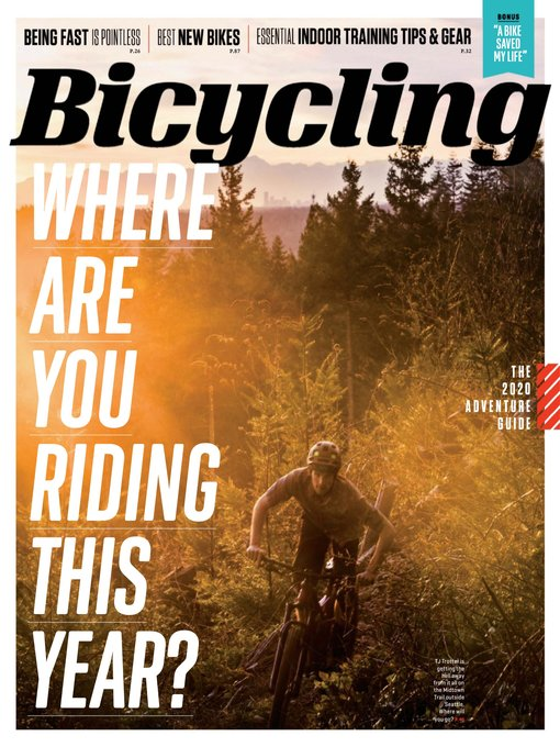 Title details for Bicycling by Hearst magazines - Available