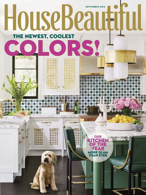 Le Details For House Beautiful By Hearst Magazines Available