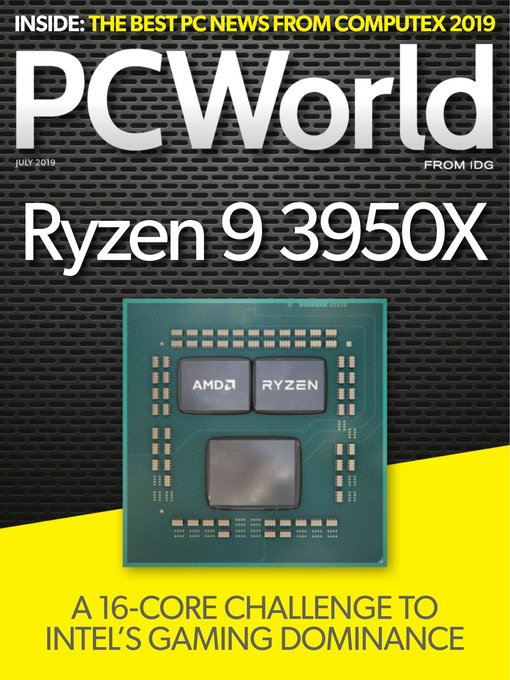 Title details for PCWorld by IDG Consumer and SMB, Inc. - Available