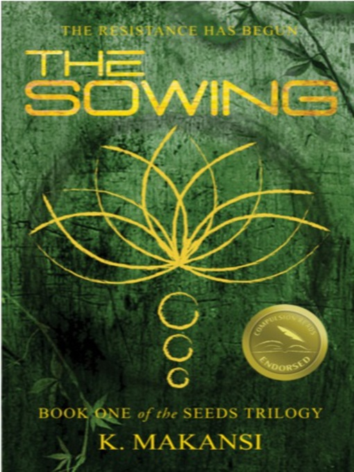 Title details for The Sowing by K. Makansi - Wait list