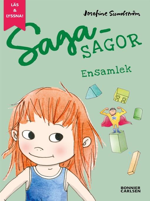 Title details for Ensamlek by Josefine Sundström - Available