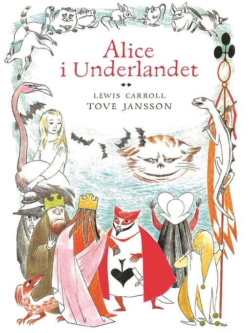 Title details for Alice i Underlandet by Lewis Carroll - Available