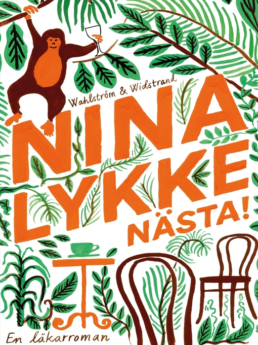 Title details for Nästa! by Nina Lykke - Available