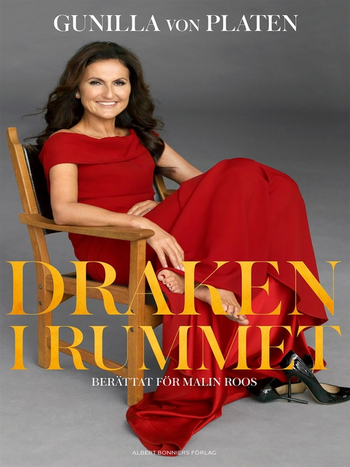 Title details for Draken i rummet by Gunilla von Platen - Available