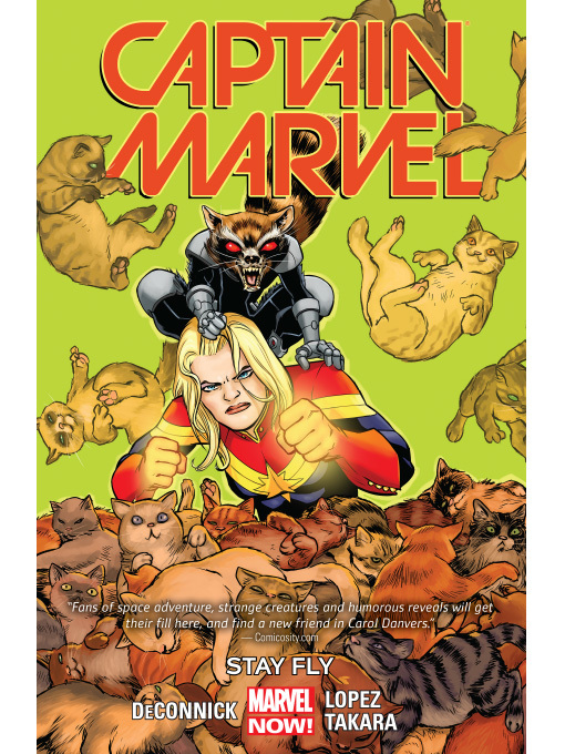Title details for Captain Marvel (2014), Volume 2 by Kelly Sue DeConnick - Available