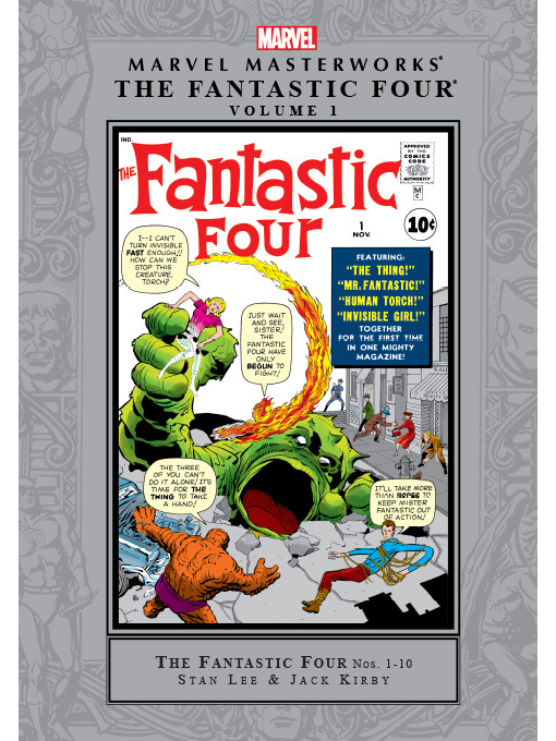 Title details for Marvel Masterworks: The Fantastic Four (2003), Volume 1 by Stan Lee - Available