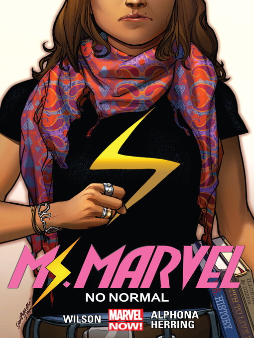 תמונה של  Ms. Marvel (2014), Volume 1