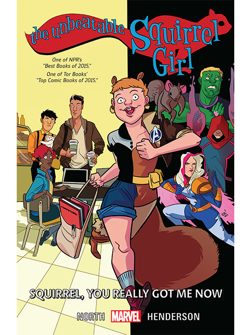 Title details for The Unbeatable Squirrel Girl (2015), Volume 3 by Ryan North - Available